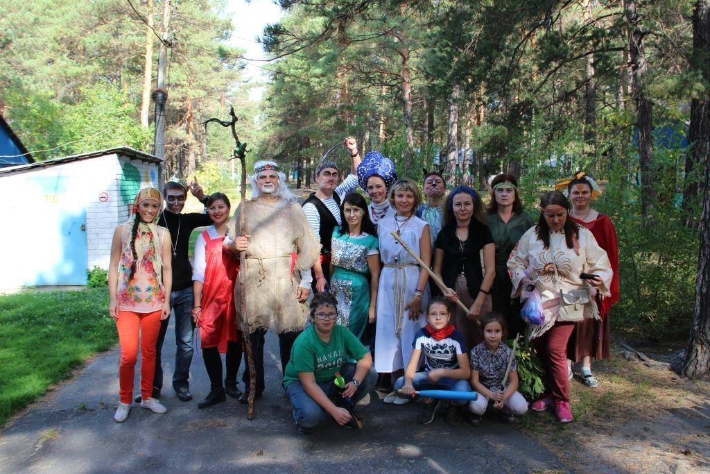 Юрлёнок - 2015, команда организаторов